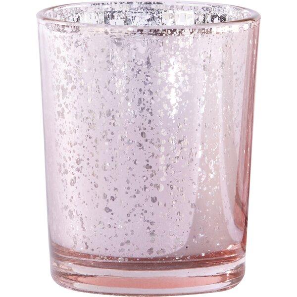 Mercury Glass Tealight Holder (Set of 12) by Ebern Designs