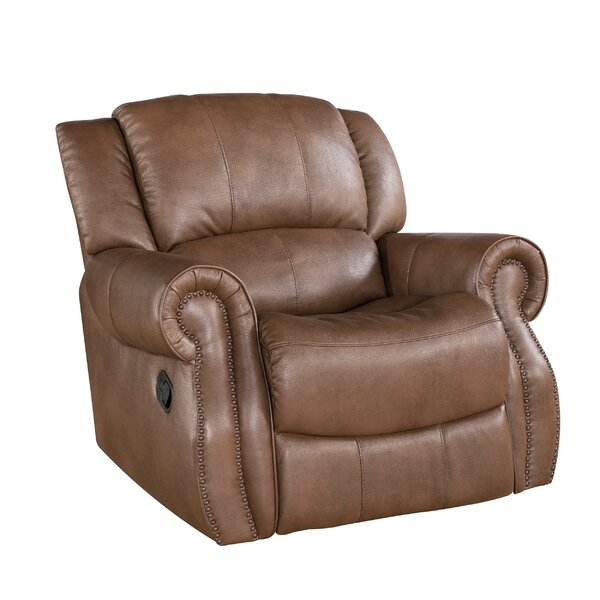 Baynes Manual Recliner by Darby Home Co