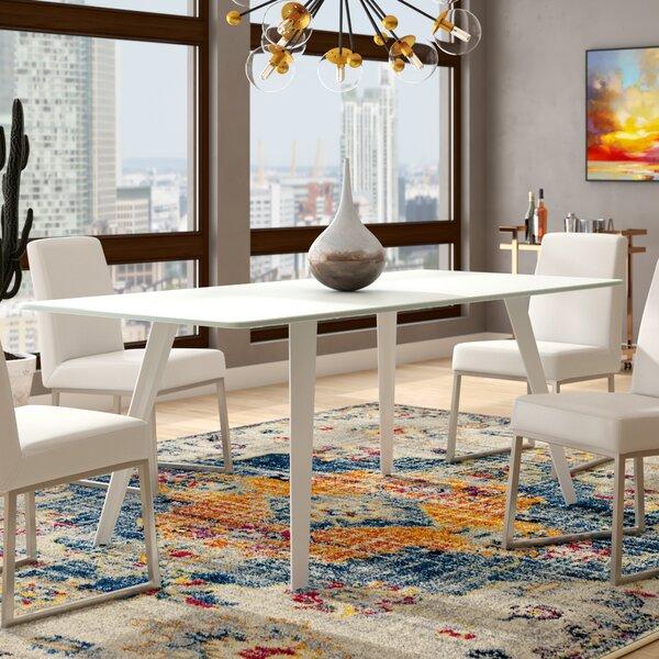 Gunther Dining Table By Brayden Studio Sale