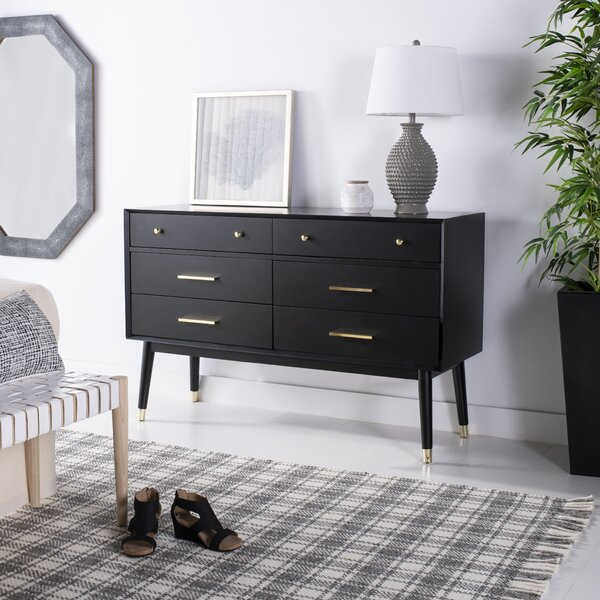 Hope 6 Drawer Dresser by Modern Rustic Interiors