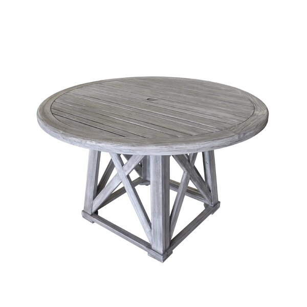 Jessica Casual Dining Table by Gracie Oaks