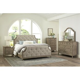 Tuscany Standard Configurable Bedroom Set by One Allium Way