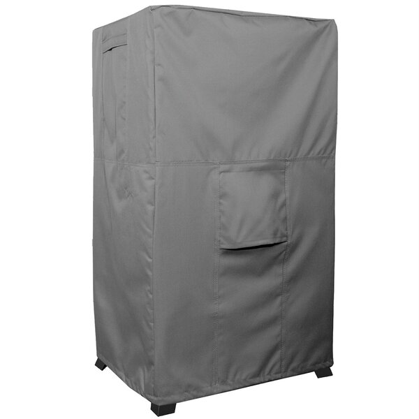 Weatherproof Heavy Duty BBQ Grill Cover - Fits up to 20 by Khomo Gear