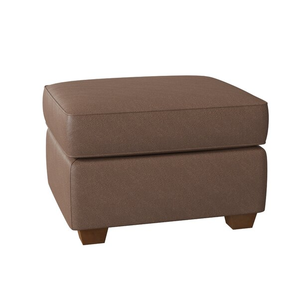 Sale Price Jennifer Leather Ottoman