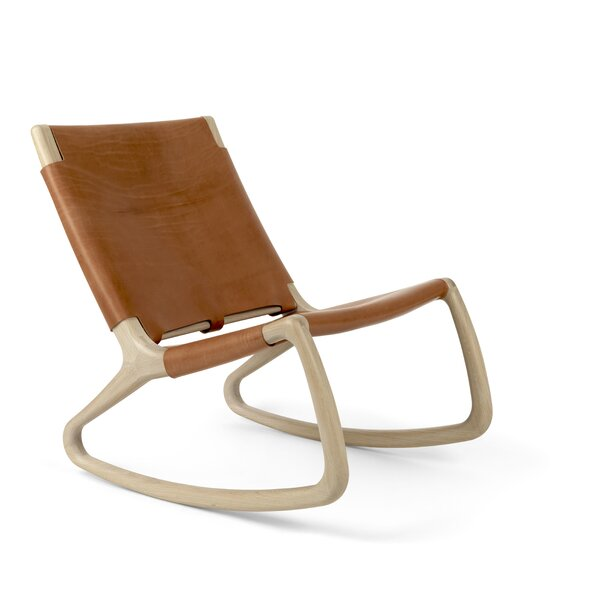 Bolling Rocking Chair by Orren Ellis