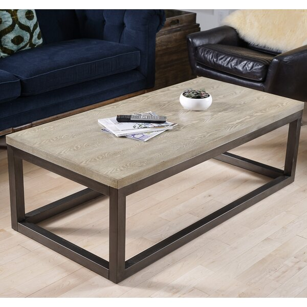 Hunedoara Crosby Coffee Table by Williston Forge