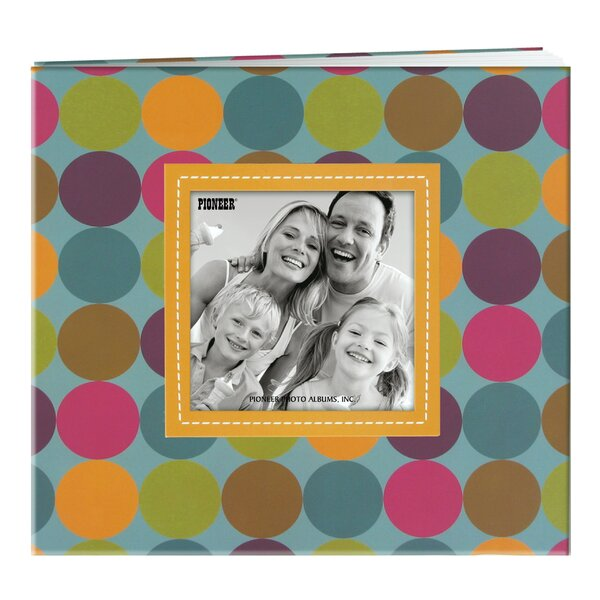 Dots Scrapbook by Pioneer Photo Albums
