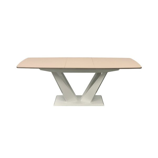 Gans Extendable Dining Table by Orren Ellis Orren Ellis