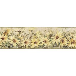 The Cottage Regal Sunflowers 15' x 6