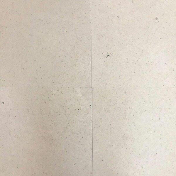 18 x 18 Limestone Marble Look Wall & Floor Tile