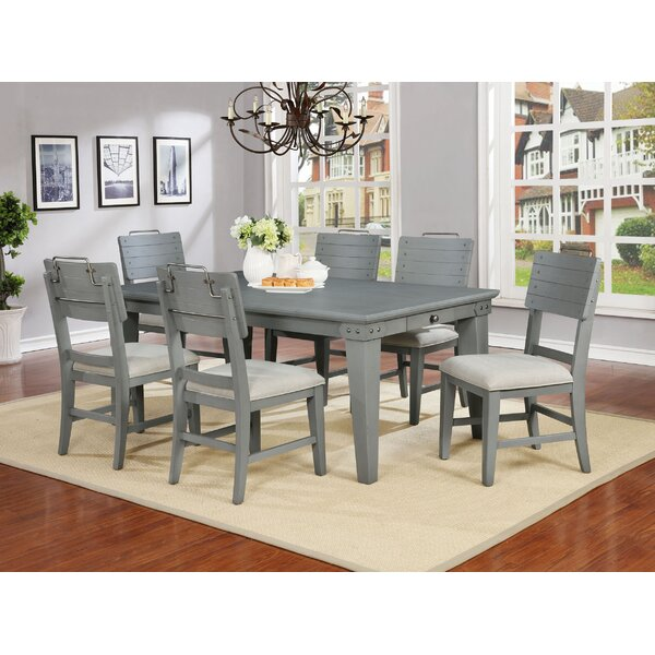 Blaire 7 Piece Pub Table Set by Darby Home Co