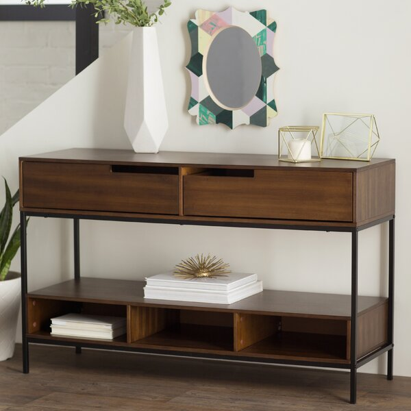 Pagan Console Table by Brayden Studio