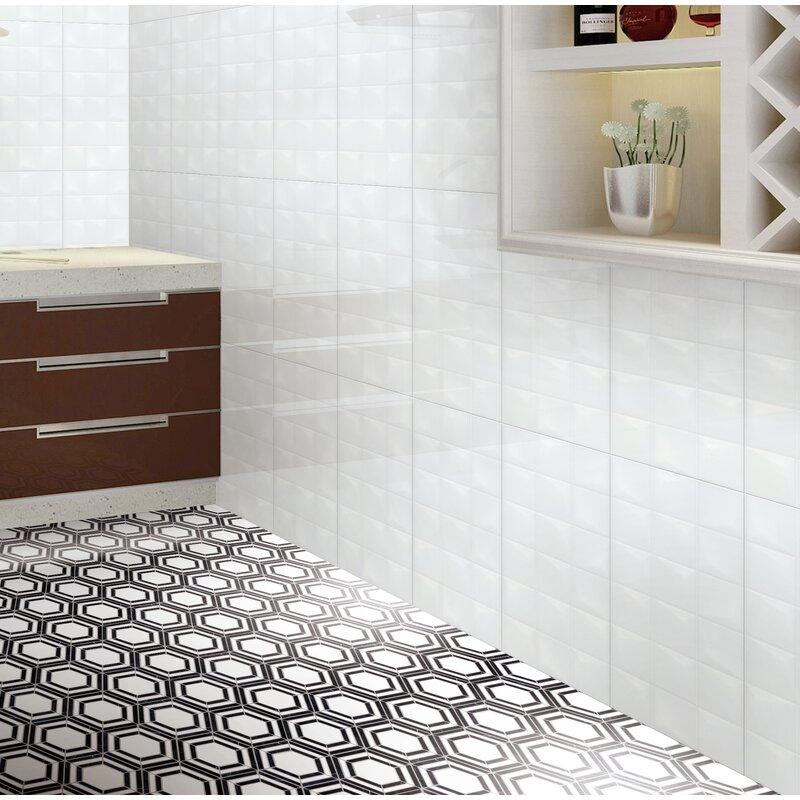 Supreme Tile Glazed Wall 12 X24