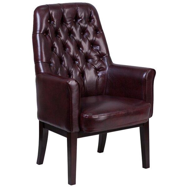 Broadwell Armchair by Alcott Hill