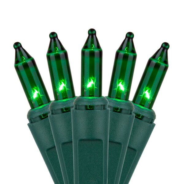 50 Mini Lights 6 Lead by Kringle Traditions