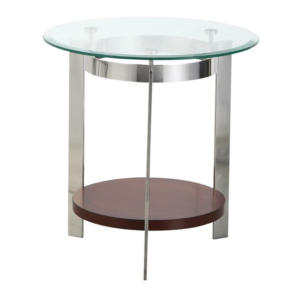 Willa End Table by Latitude Run