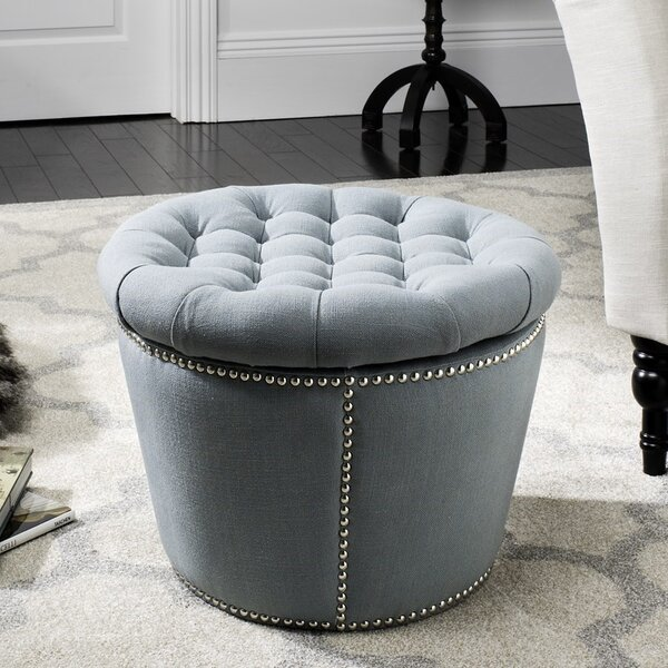 Andrew Storage Ottoman by Safavieh