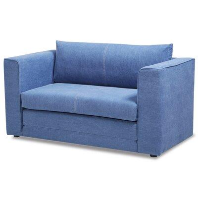 Modern Amp Contemporary Royal Blue Sofa Allmodern