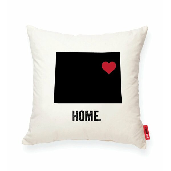 Pettry Wyoming Cotton Throw Pillow by Wrought Studio