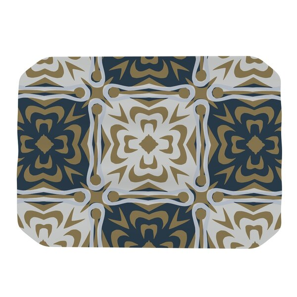 Contemporary Granny Placemat by KESS InHouse