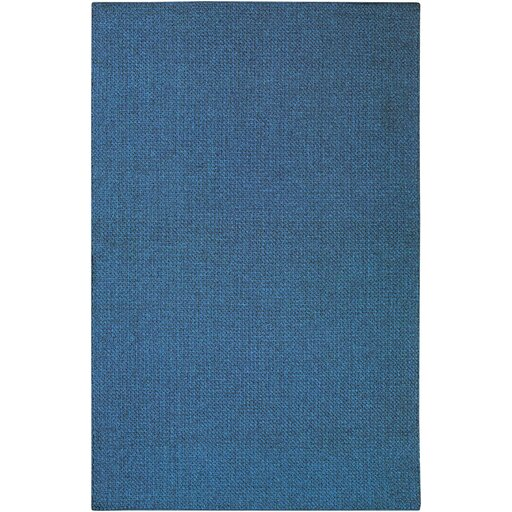 Deschamps Hand-Woven Rectangle Blue Indoor/Outdoor Area Rug by Charlton Home
