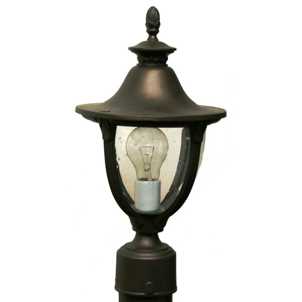 Phillipstown 1 Light 16.5 Post Lantern by Alcott Hill