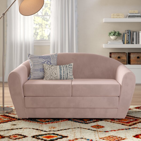 Beautiful Modern Buchheit Sleeper by Bungalow Rose by Bungalow Rose