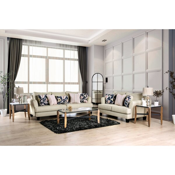 Taylor Configurable Living Room Set by Latitude Run