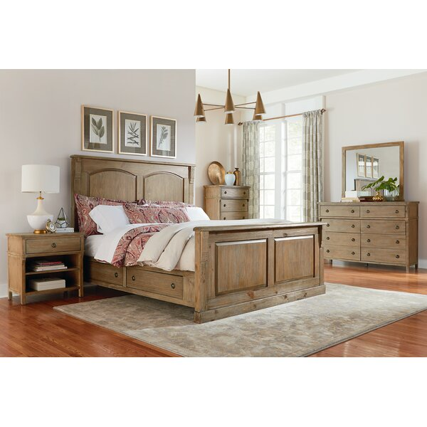 Wallingford Panel Headboard by Feminine French Country