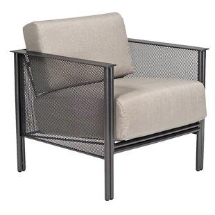 Jax Patio Chair with Cushions by Woodard