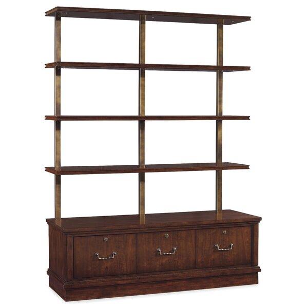 Palisade Ladder Bookcase By Hooker Furniture