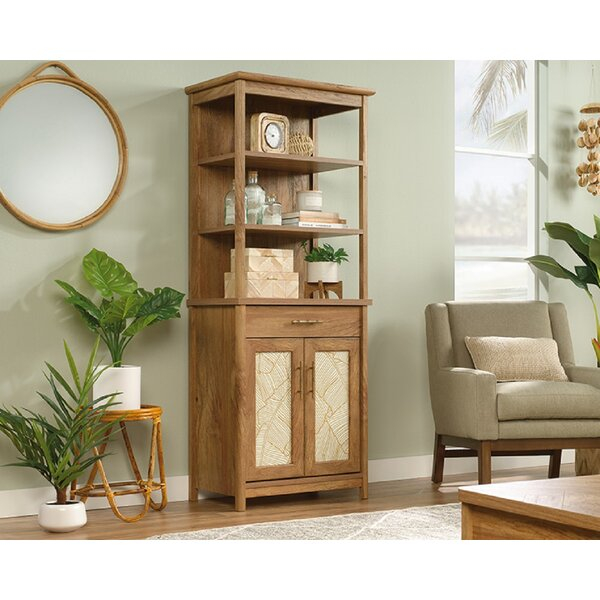 Hatherleigh Standard Bookcase By Canora Grey