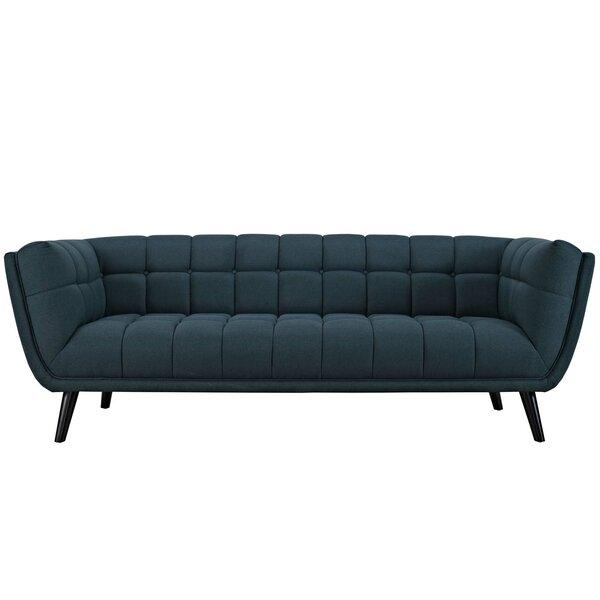 Seneca Upholstered Sofa by Brayden Studio Brayden Studio