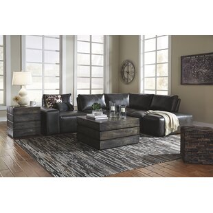 Best Choices Binns 2 Pieces Coffee Table Set By Foundry Select