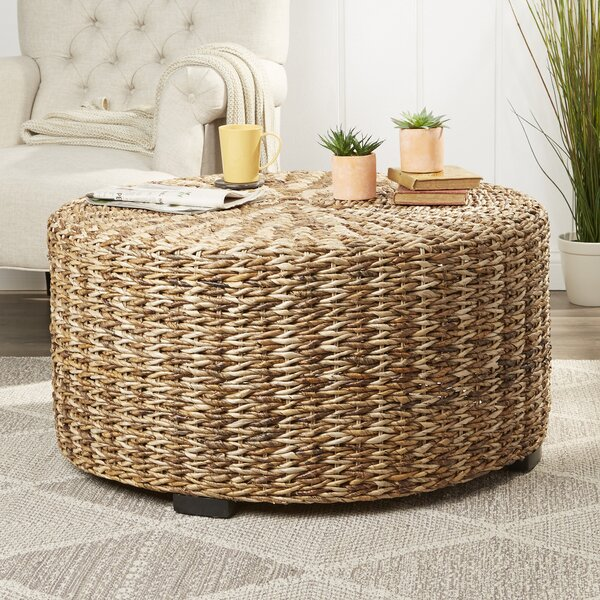 Claiborne Woven Solid Coffee Table by Birch Lane?? Heritage Birch Lane�?? Heritage