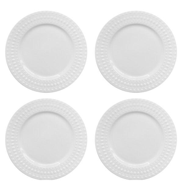 Amelie 10.5 Dinner Plate (Set of 4) by Elle Decor