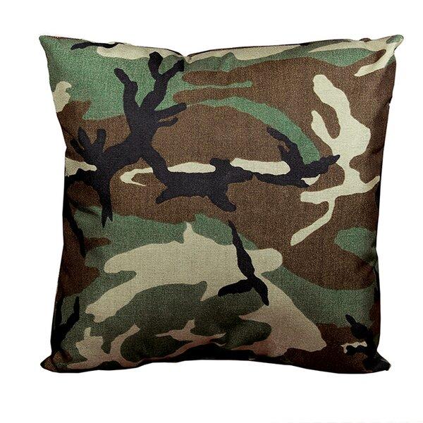 Decorative Wicker Furniture Patio Throw Pillow by Northlight Seasonal