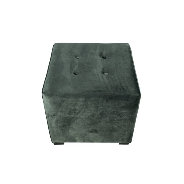 Emerie Tufted Cube Ottoman By Winston Porter Looking for