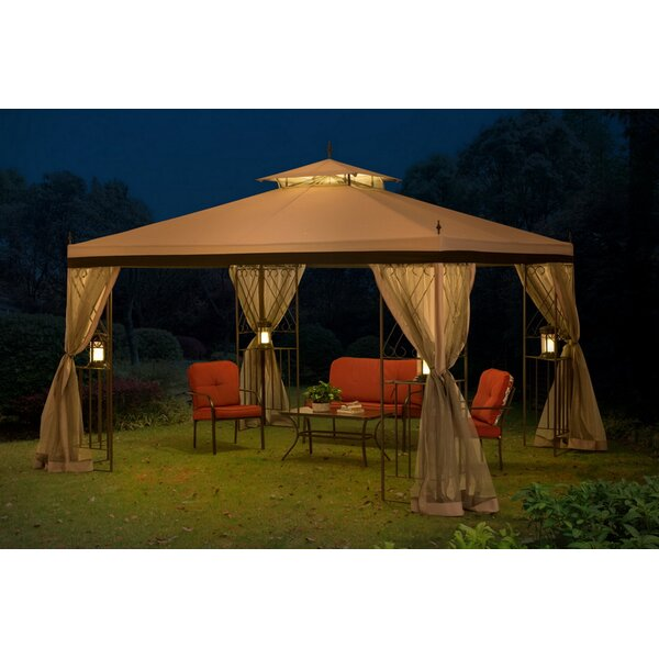 Replacement Mosquito Netting for Parlay Gazebo by Sunjoy