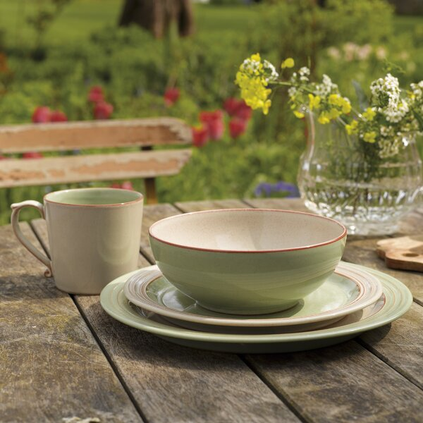 Heritage Orchard 4 Piece Place Setting, Service for 1 by Denby