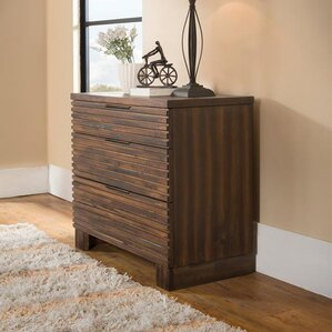 Worden 3 Drawer Bachelors Chest by Loo..