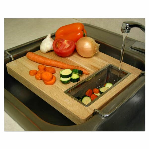 Sink Cutting Board by Chef Buddy