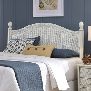 Dessie Panel Headboard and Nightstand ..