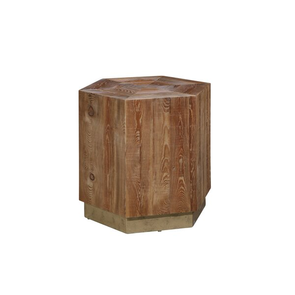 Rizza End Table by Studio Home Furnishings