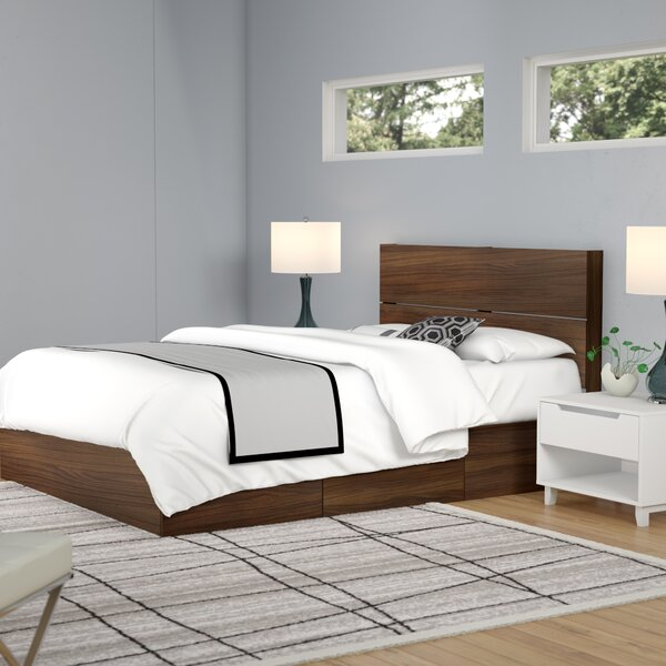 Mckamey Platform 2 Piece Bedroom Set by Ivy Bronx