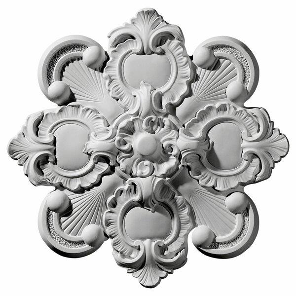 atheryn 18 1/8H x 18 1/8W x 1 1/4D Ceiling Medallion by Ekena Millwork