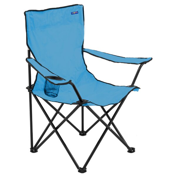 Ryann Steel High Back Quad Folding Camping Chair b