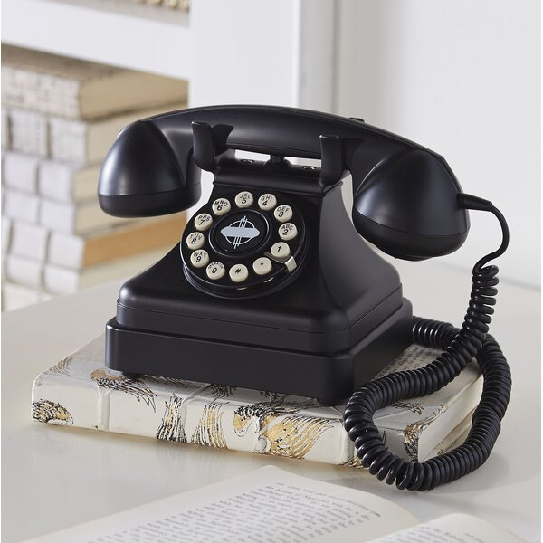 Classic Desk Phone by Birch Lane™