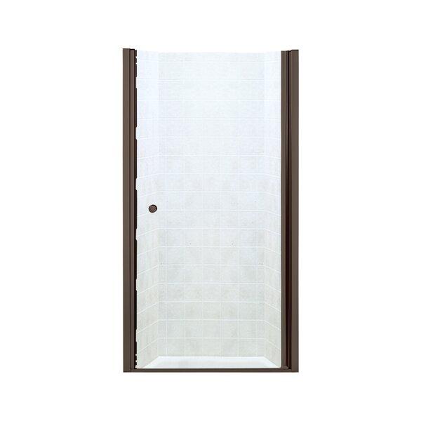 Finesse 31.5 x 65.5 Pivot Frameless Shower Door by Sterling by Kohler