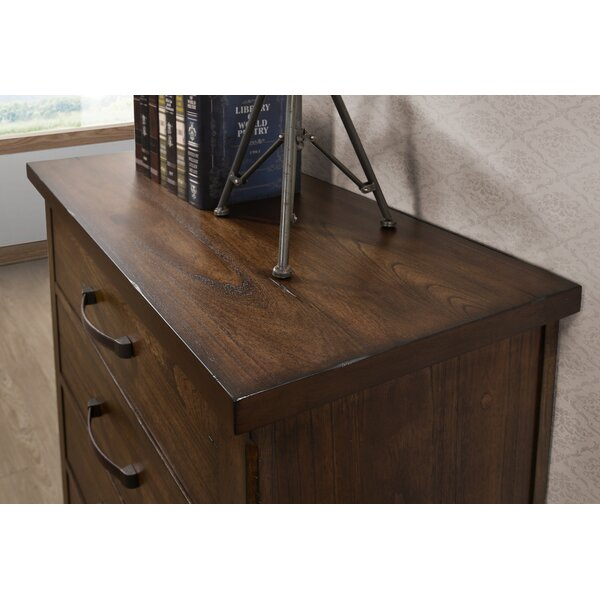Drakes 5 Drawer Chest by Gracie Oaks